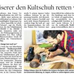 Wirtschaftsblatt<span>Wie ein Goiserer den Kultschuh retten will</span>